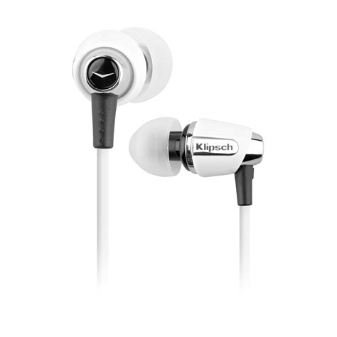klipsch image s4 rugged klipsch image s4 in ear enhanced bass noise isolating earbuds