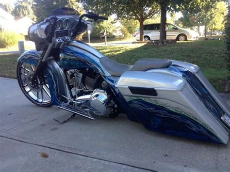 buy 2007 harley glide custom built 26in wheel on