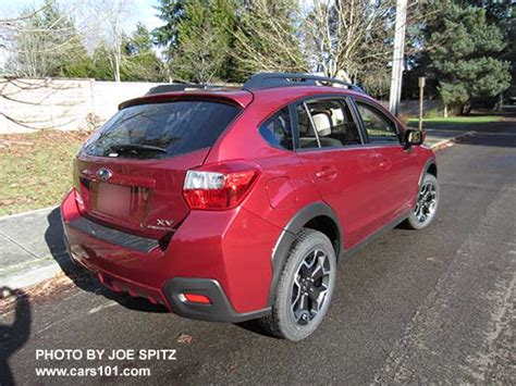 venetian red subaru crosstrek 2015 subaru crosstrek exterior photo page 1 2015 models