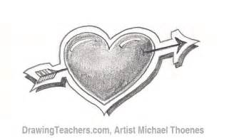 coloring pages of a heart with wings image