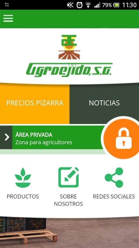 App Que Resume Noticias Desarrollo App Para Agroejido Noticias Indalweb
