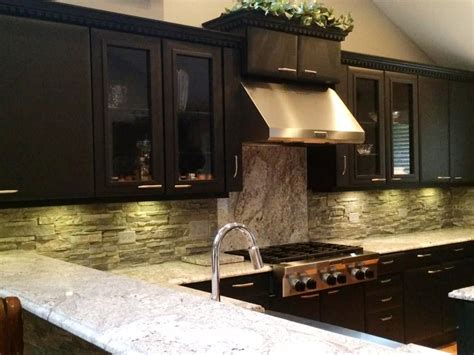 faux panels for kitchen backsplash home design