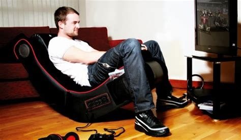 Is It A Chair Is It A Playstation 2 Is It An Ecologically Friendly Chair Made Of Ps2s by Four Of The Best Accessories To Get For The Playstation 4