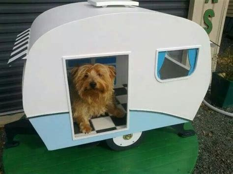 dog house trailers cute dog house trailer vintage cer trailer pinterest