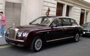 Bentley Chauffeur Auto Bentley State Limousine
