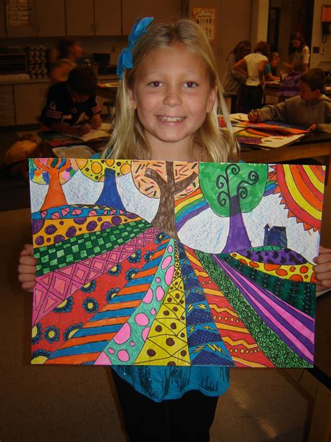 Landscape Grade 4 Jamestown Elementary 4th Grade Galler