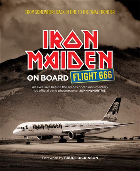 iron in my books iron maiden images on board flight 666 book wallpaper and