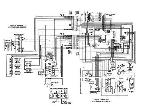wiring diagram diagram parts list for model mlg19pddww