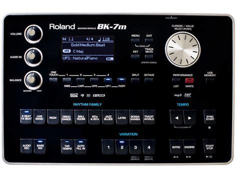 roland bk  strumenti musicali net
