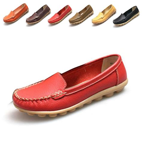 Comfortable S Shoes by Genuine Leather Cow Slip Resistant Outsole Casual