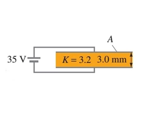 a parallel plate capacitor with plate area a and plate separation d has a capacitance of 3 0 a parallel plate capacitor with plate area a 2 0 chegg
