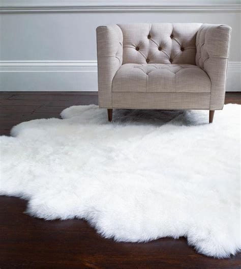 Fuzzy White Area Rug White Fuzzy Bedroom Rug Best Decor Things