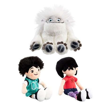 dreamworks abominable cm plush soft toys choose