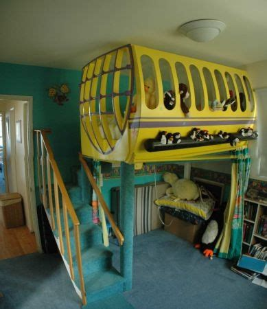 crazy beds quirky crazy submarine bunk bed kids room s pinterest