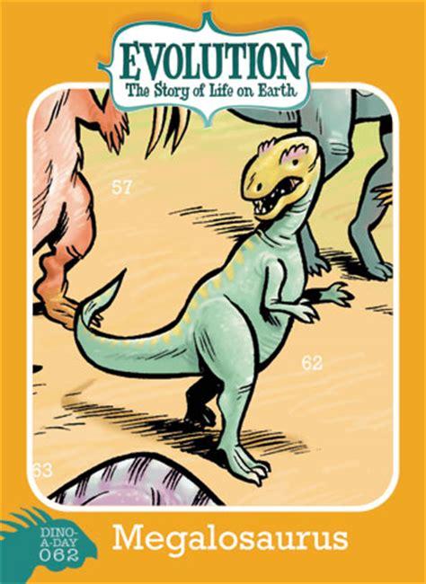 descargar story of life evolution welcome to the museum libro de texto big time attic dino a day 62 megalosaurus