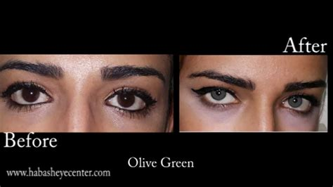 Do Change Color After Detox by Brightocular Eye Color Change Olive Green By Dr Salman