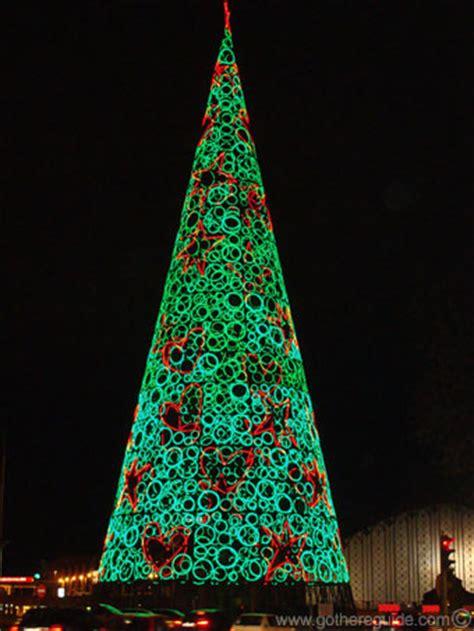 madrid christmas tree picture madrid christmas tree photo