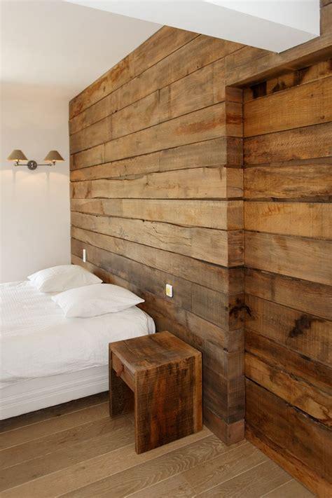 table bois et metal 2382 25 melhores ideias de quarto lambris no