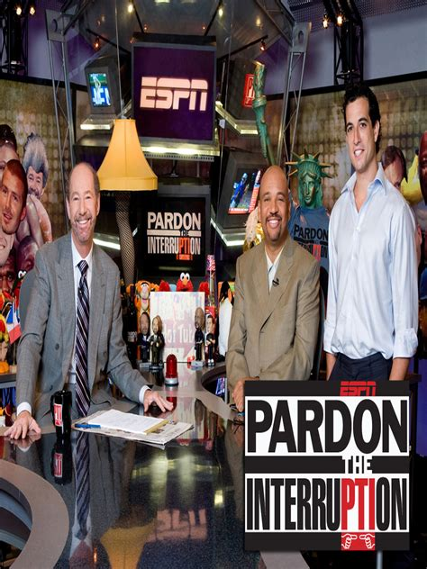 News The Interruption Of Everything by Pardon The Interruption Tv Show News