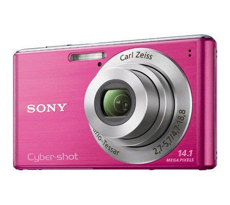 sony cyber shot w530 : test complet appareil photo