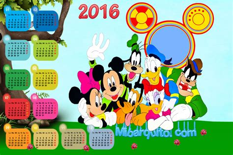 Calendario Doctor Who 2016 Calendarios 2016 De Mickey Y Amigos Mi Barquito