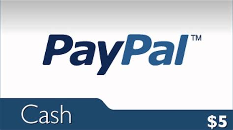 5 Paypal Gift Card - free 5 paypal gift card giveaway open youtube