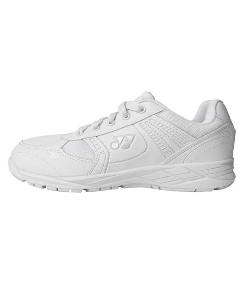 yonex white school shoes price in india buy yonex white
