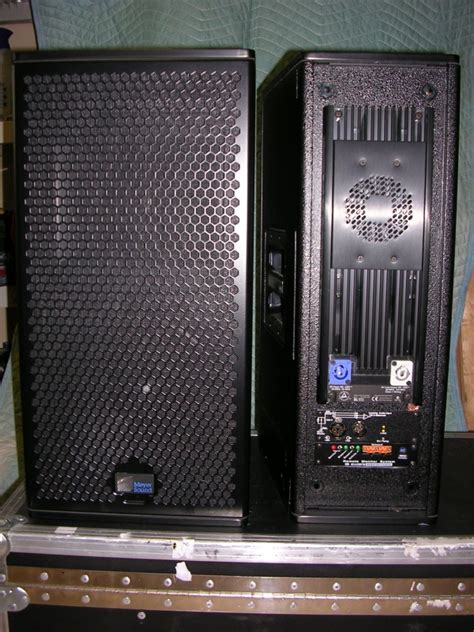 Speaker Meyer used upj 1p by meyer sound item 14250