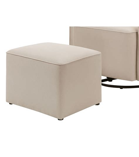 gliders with ottoman davinci olive swivel glider with ottoman cream