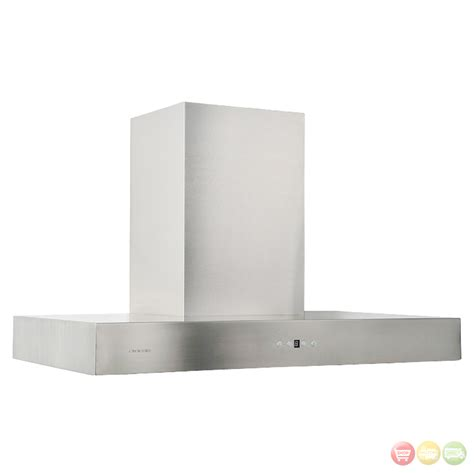 wall mounted range cavaliere contemporary range ap238 psz 30
