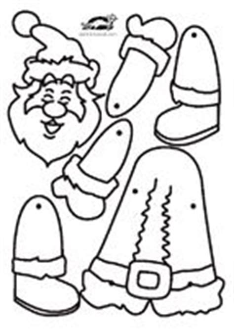 movable santa coloring page 1000 images about crafts for kids on pinterest hand