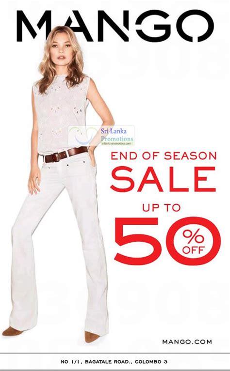 Up To 50 6 mango sri lanka end of season sale up to 50 6 jul 2012