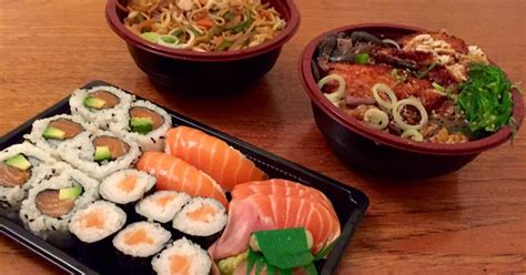 review ichiban handmade sushi finsbury park with hungry