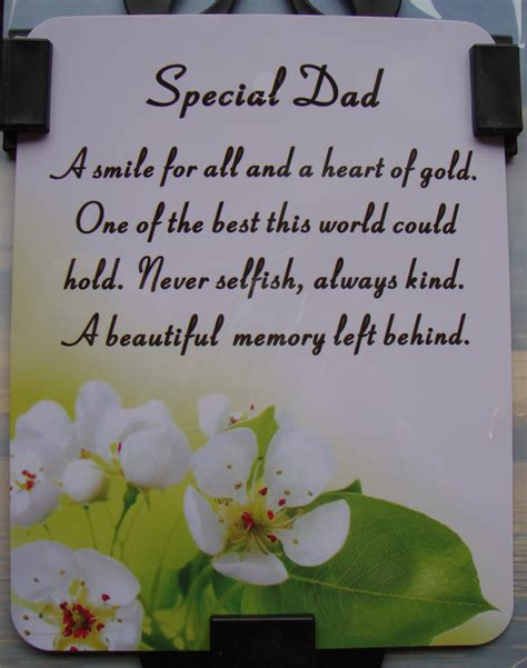 Verses For Dads Birthday Cards Memorial Quotes For Parents Quotesgram