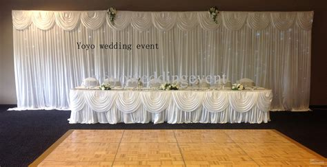 backdrop curtain stand 3m drop 9m length backdrop stand 3m drop 9m length