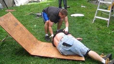 chw backyard wrestling eric d c vs the bruiser chw chionship match