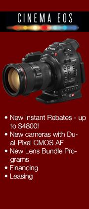 tempe camera photography sales, repairs, rentals and lab