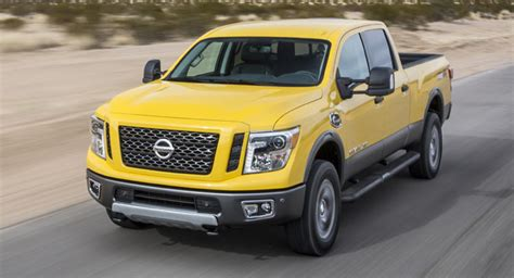 Nissan Titan Xd Mpg by 2016 Nissan Titan Xd Returns 17 7 Mpg Combined In