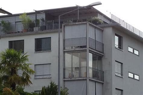Balkonverglasung Selber Bauen verglasung selbst bauen bauen und wohnen in der schweiz