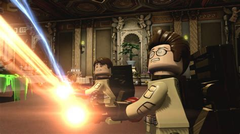 Ghostbusters Ps4 review lego dimensions ghostbusters level pack is