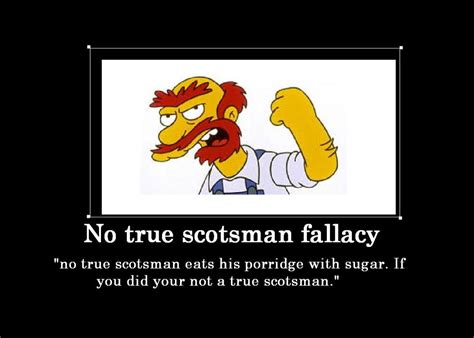 when you a scotsman seven brides seven scotsmen books no true scotsman fallacy by chaser1992 on deviantart