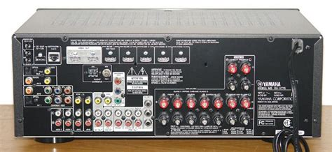 yamaha rx vwa home theater receiver product