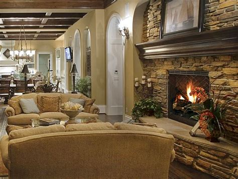 rustic living room decor 10 rustic living room ideas that use stone