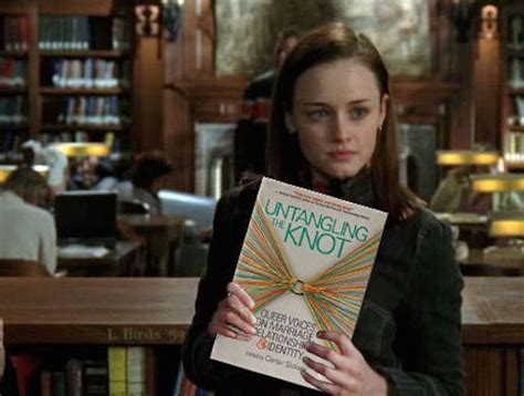 Reading Gilmore by Gilmore Is Back What Will Rory Be Reading