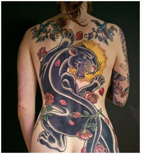 whole body tattoo designs 15 best panther designs with meanings styles at