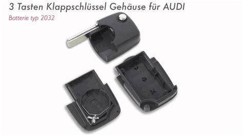 Batterie F R Audi A6 by Klappschl 252 Ssel Geh 228 Use F 252 R Audi A1 A3 A4 A5 A6 A8