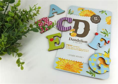 Masker Mata Etude review etude house essential mask sheet dandelion yukcoba in