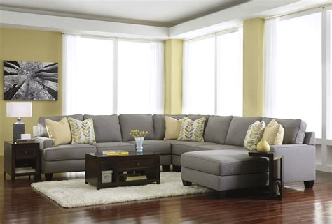 gray sofa living room ideas living room sectional sectional sofas and sofa company brown wood laminated area floor
