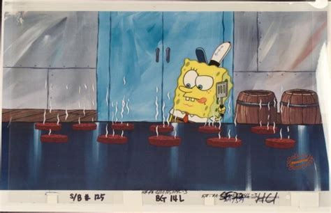 image gallery spongebob grill