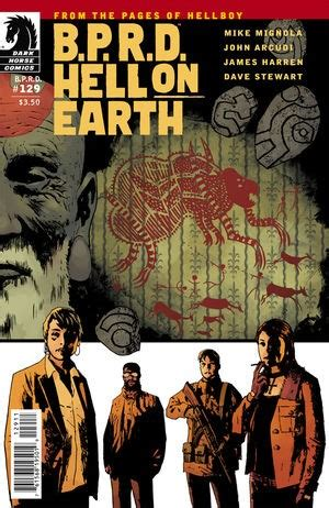 review b p r d hell on earth the transformation of j h b p r d hell on earth 129 reviews 2015 at comicbookroundup com